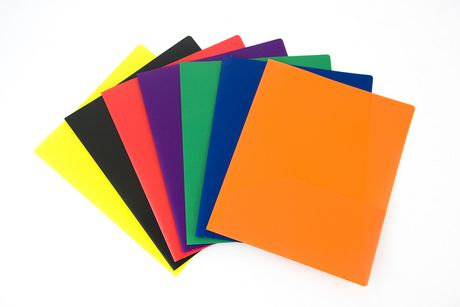 PEN+GEAR Light Weight Poly Report Cover Folder - image 1 of 1