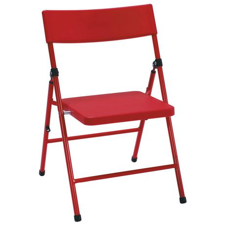 Cosco (4-pack) Safety First Children's Pinch-Free Folding Chair