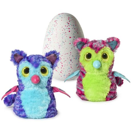 Hatchimals Fabula Forest Hatching Egg With Interactive Tigrette By Spin Master (Styles And Colors May Vary) Multi