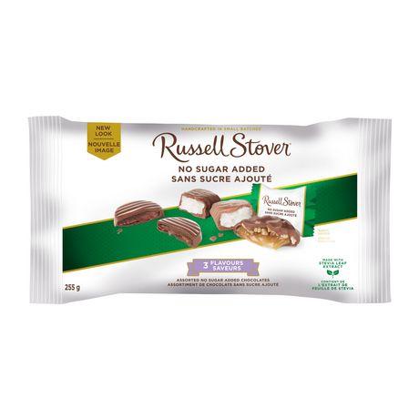 Assortiment de 3 saveurs sans sucre ajouté Russell Stover – Sac - image 1 de 3