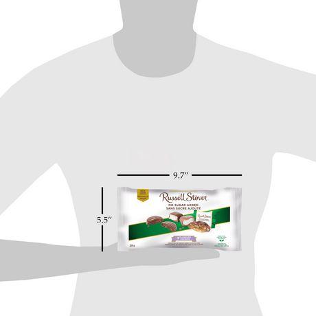 Assortiment de 3 saveurs sans sucre ajouté Russell Stover – Sac - image 3 de 3
