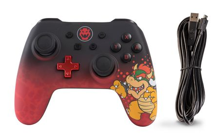 Wired Controller for Nintendo Switch - Bowser - image 5 of 5