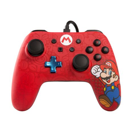 Wired Controller for Nintendo Switch – Mario - image 3 of 6