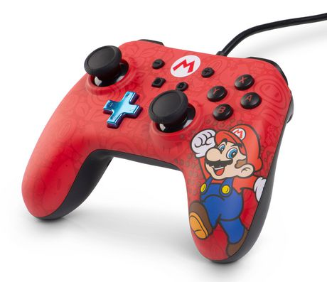 Wired Controller for Nintendo Switch – Mario - image 5 of 6
