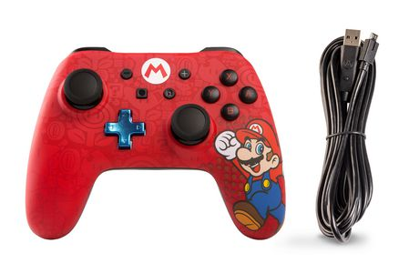 Wired Controller for Nintendo Switch – Mario - image 6 of 6
