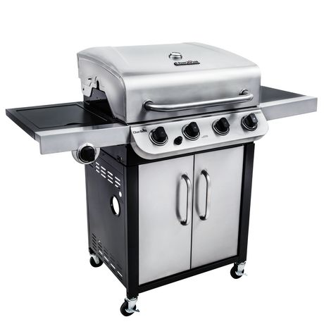 Char-Broil Performance Series 4-Burner Gas Grill - image 1 of 9