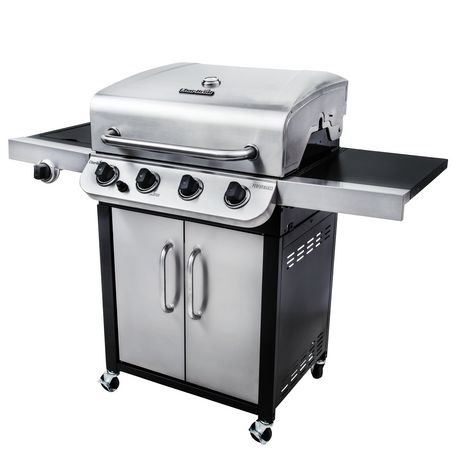 Char-Broil Performance Series 4-Burner Gas Grill - image 3 of 9