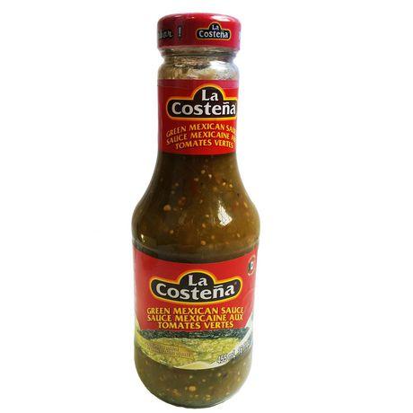 La Costena Green Mexican Sauce - image 1 of 2