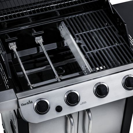 Char-Broil Performance Series 4-Burner Gas Grill - image 5 of 9