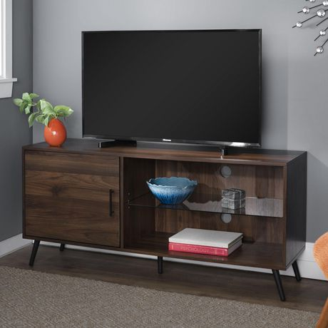 best sneakers fa2fc f8686 Manor Park Mid Century Modern TV Stand for TV's up to 56