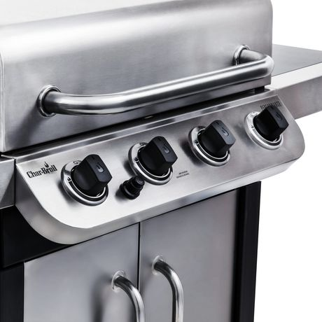 Char-Broil Performance Series 4-Burner Gas Grill - image 7 of 9