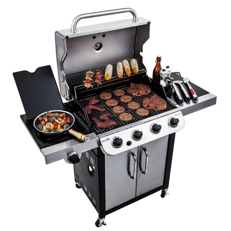 Char-Broil Performance Series 4-Burner Gas Grill - image 8 of 9