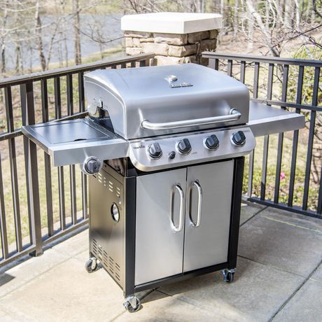 Char-Broil Performance Series 4-Burner Gas Grill - image 9 of 9