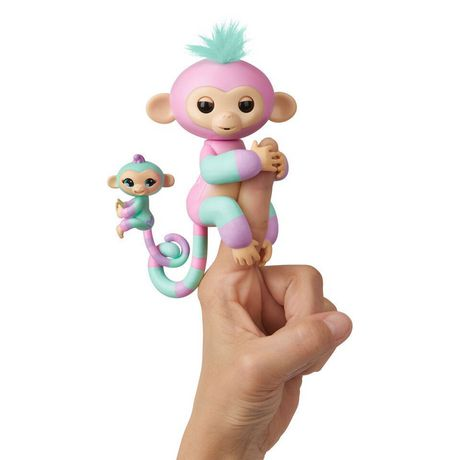 Fingerlings Monkey Walmart Canada