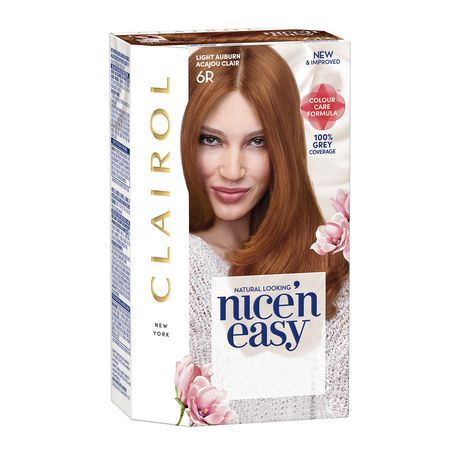 Clairol - Nice'n Easy Permanent Hair Color - image 1 of 8