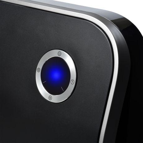 Purificateur d'air O2 + Halo True HEPA en noir - image 3 de 6