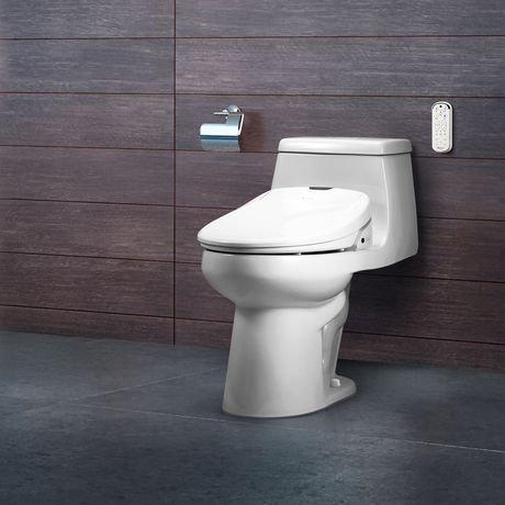 Swash 1400 Luxury Bidet Toilet Seat Elongated White