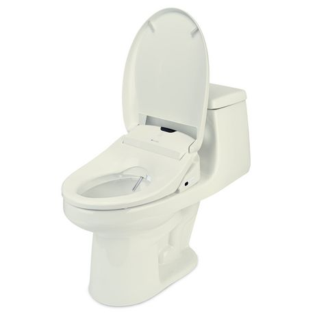 Siège de toilette de bidet de luxe de Swash 1400 - rond, biscuit - image 8 de 9