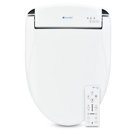 Swash SE600 Advanced Siège de bidet allongé blanc - image 1 de 9