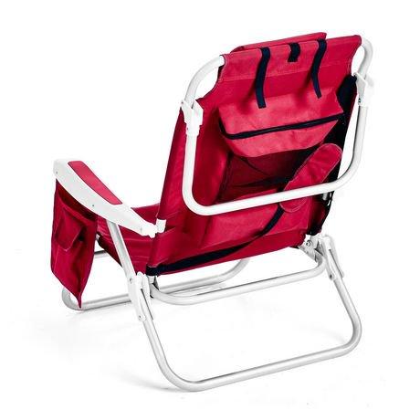 chaise de plage de luxe hometrends walmart canada. Black Bedroom Furniture Sets. Home Design Ideas