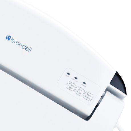 Swash SE600 Advanced Siège de bidet allongé blanc - image 8 de 9