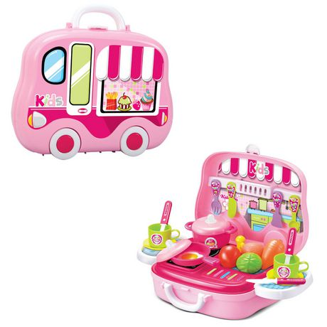 Toy Chef Children's Portable Mini Toy Kitchen Set - image 2 of 3