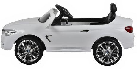 Kool Karz BMW 4 Series Electric Ride On Toy Car - White ...