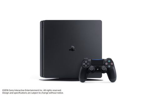 PlayStation®4 500GB Slim Console - image 2 of 4