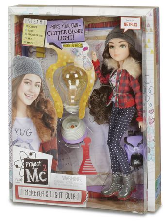 Project Mc2 Experiments with Dolls- Mckeyla's Glitter Light Bulb - image 3 of 4
