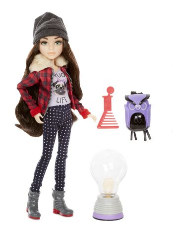 Project Mc2 Experiments with Dolls- Mckeyla's Glitter Light Bulb - image 1 of 4