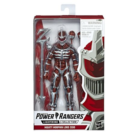 Power Rangers Lightning Collection 6-Inch Mighty Morphin Power Rangers Lord Zedd Collectible Action Figure - image 1 of 5