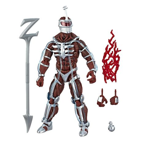 Power Rangers Lightning Collection 6-Inch Mighty Morphin Power Rangers Lord Zedd Collectible Action Figure - image 2 of 5