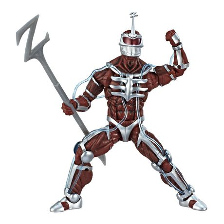 Power Rangers Lightning Collection 6-Inch Mighty Morphin Power Rangers Lord Zedd Collectible Action Figure - image 4 of 5