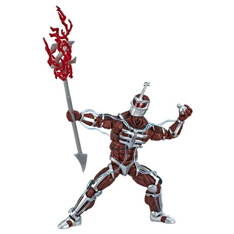 Power Rangers Lightning Collection 6-Inch Mighty Morphin Power Rangers Lord Zedd Collectible Action Figure - image 5 of 5