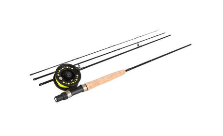 Superfly 8 39 6 performance fly combo for Walmart fly fishing