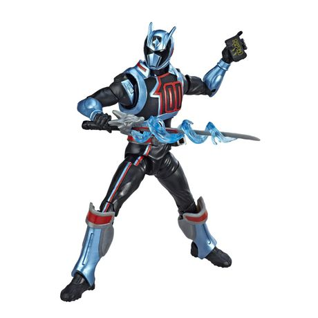 Power Rangers Lightning Collection 6-Inch Power Rangers S.P.D. Shadow Ranger Collectible Action Figure - image 3 of 5