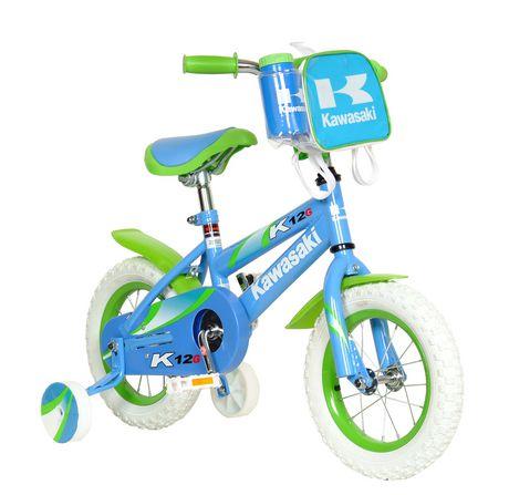 Vélo pour filles 12 po K126 de Kawasaki® - image 2 de 2