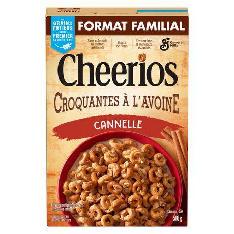 Cheerios Oat Crunch Cinnamon Cereal - image 7 of 9
