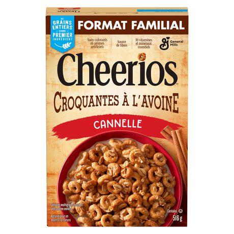 Cheerios Oat Crunch Cinnamon Cereal - image 9 of 9