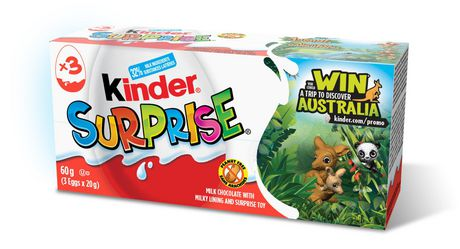 Ferrero Kinder Surprise Chocolate Classic Multi Pack - image 1 of 3