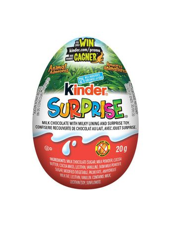 Ferrero Kinder Surprise Chocolate Classic Multi Pack - image 2 of 3