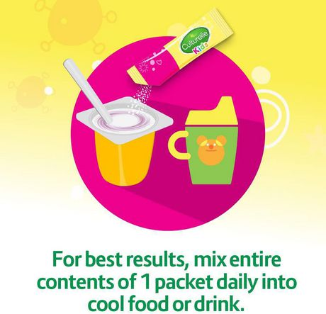 Culturelle Kids Daily Probiotic 30 Single Serve Packets No Flavour Added - image 4 of 4