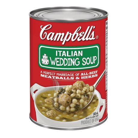 Soupe noces à l'italienne de Campbell's - image 1 de 2