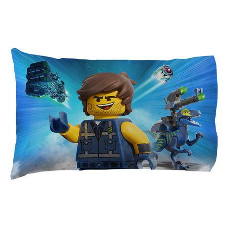 Lego Movie 2 Lets Build Together Pillowcase Walmart Canada