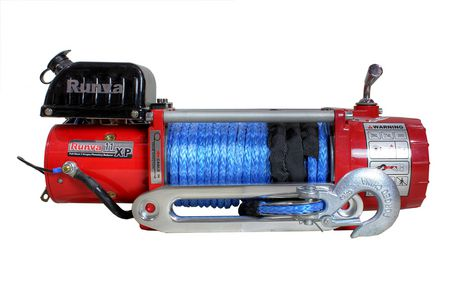 Runva 11,000 lb  Off-Road Winch Kit with Synthetic Rope | Walmart Canada