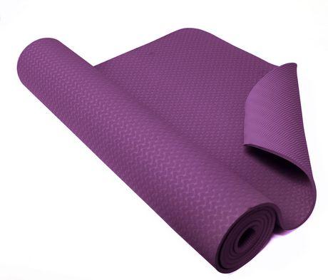 Zenzation PurEarth Ekko Yoga Mat 6 mm - image 2 of 2