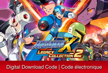 Switch Mega Man X Legacy Collection 2 [Download] - image 1 of 1