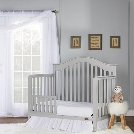 Dream On Me Universal Convertible Crib Toddler Guard Rail ...