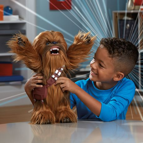 Star Wars Ultimate Co-pilot Chewie - image 3 of 5