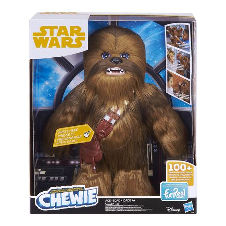 Star Wars Ultimate Co-pilot Chewie - image 1 of 5